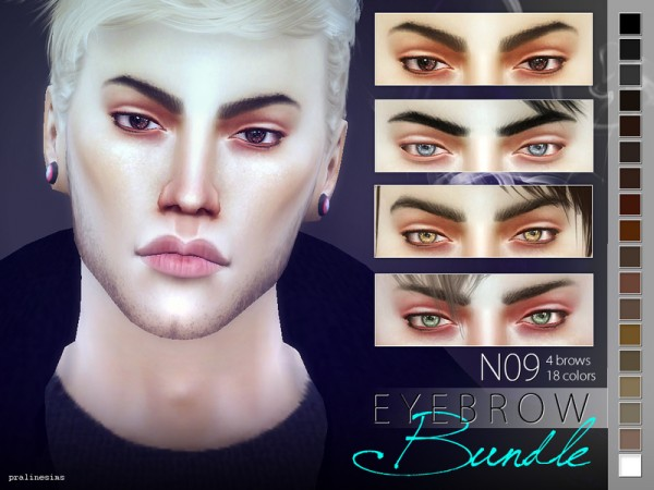 Eyebrow Archives Sims 4 Downloads