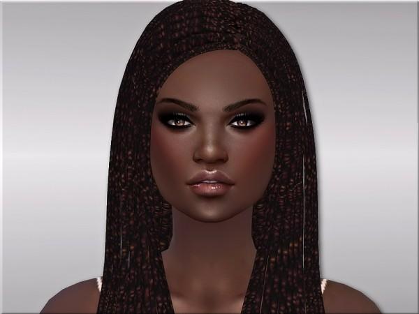 Sims Addictions: Sarai Allocco