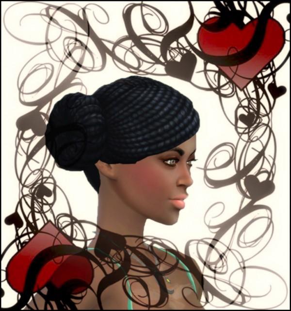 Les Sims 4 Passion: Mahalia MBoue