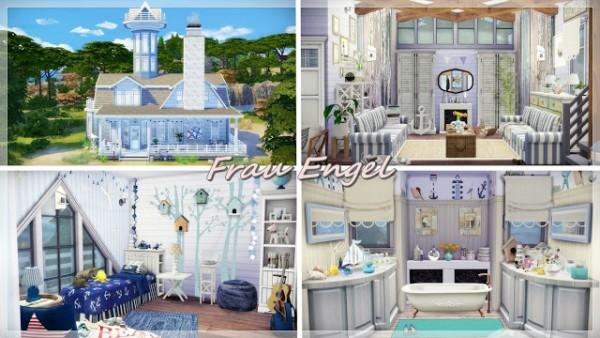 Frau Engel: The Beach Cottage