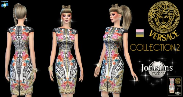 Jom Sims Creations: Dress Collection 2