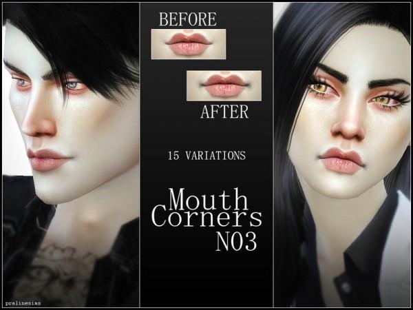The Sims Resource: Skin Detail Kit N04 by Pralinesims
