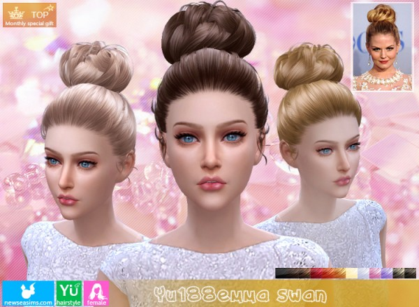 NewSea: YU188 Emma Swan   donation hairstyle