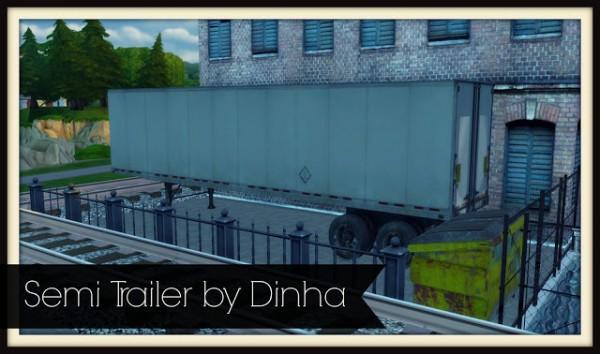Dinha Gamer: Semi Trailer