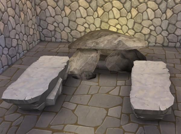 History Lover S Sims Blog Prehistoric Sauna Sims 4