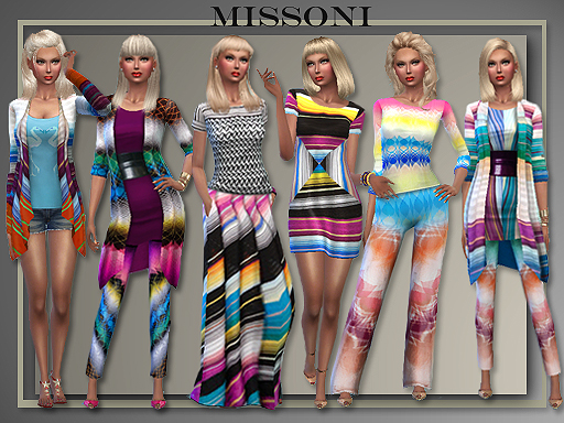 All About Style: Missoni Spring 2016
