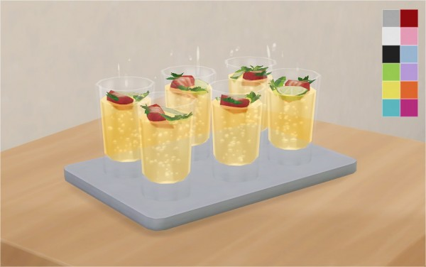 Veranka: Simple Drink Tray