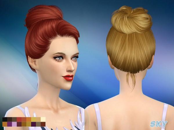 The Sims Resource: Skysims hair 144