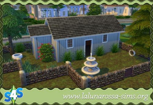 La Luna Rossa Sims: Slate roofs