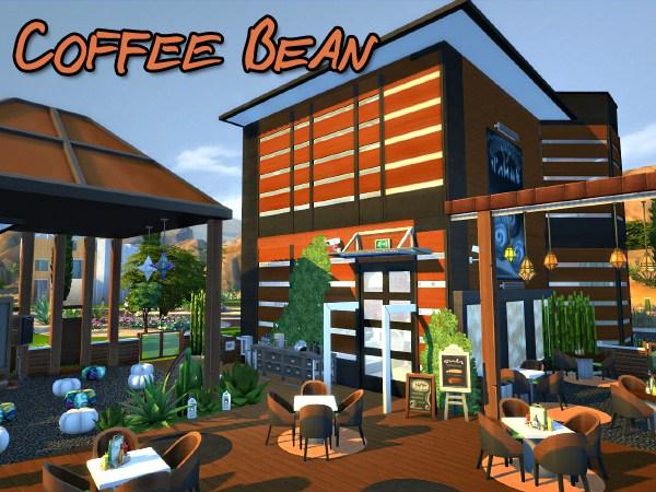 Akisima Sims Blog: Coffee Bean