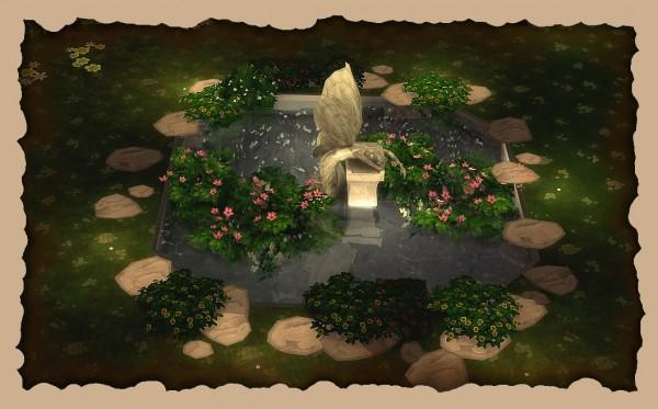 furniture fairy. Sims 4 Designs: Supernatural Fairy Living Furniture