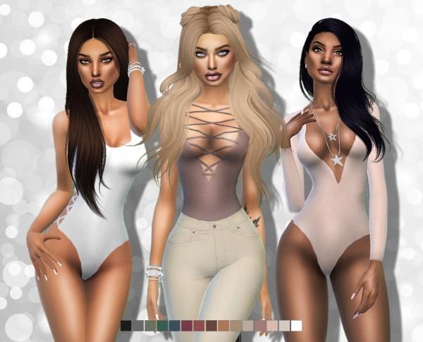 Alaina Vesna Bodysuits Sims