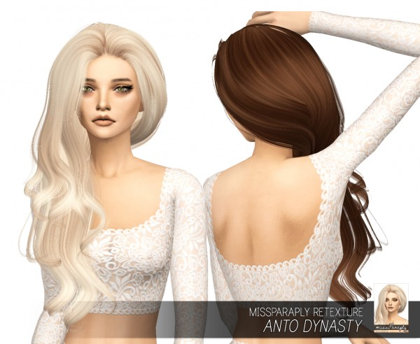 Miss Paraply: Anto Dynasty: Solids