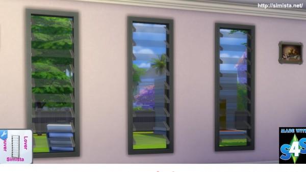 Simista: Louver Lover Window
