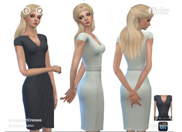 Simista: April Dress Collection