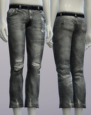 Rusty Nail: Vintage jeans 2 for male