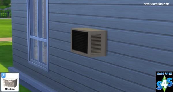 Simista: Air Conditioner Deco