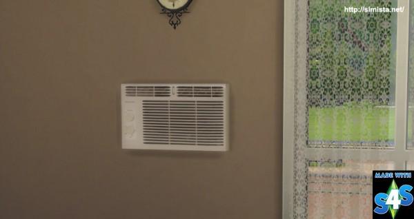 Simista Air Conditioner Deco Sims 4 Downloads