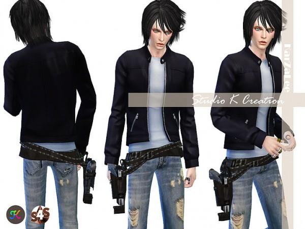 Studio k creation gun belt sims 4 downloads