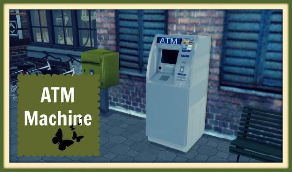 Dinha Gamer: ATM Machine