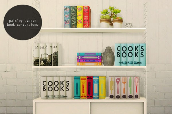 Mio Sims: Paisley avenue book conversion