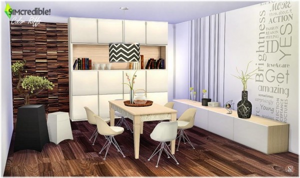 ... SIMcredible Designs: Color Riffs Diningroom ...