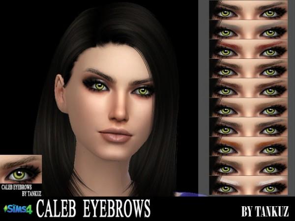 Tankuz: Caleb Eyebrows
