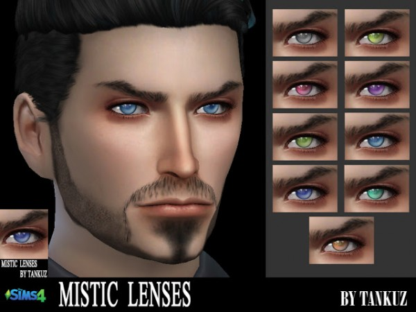 Tankuz: Mistic Lenses