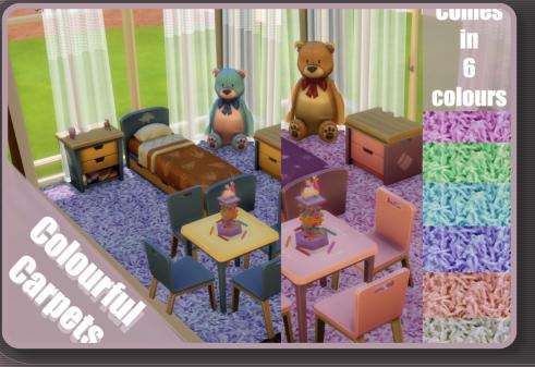 Xmisakix sims: Floor Set