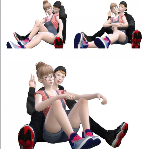 Rinvalee: Couple Poses 9