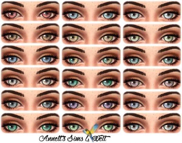 Annett`s Sims 4 Welt: Eyes N5