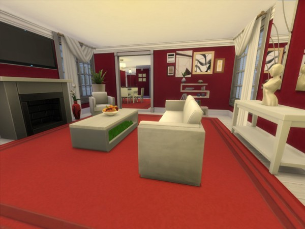 The Sims Resource: The Hickory by sharon337