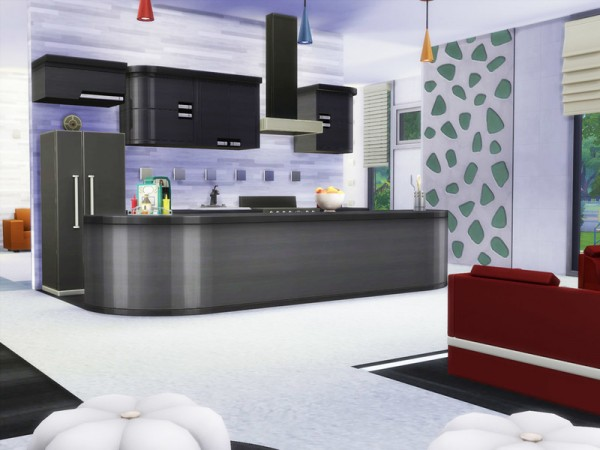 The Sims Resource: Stardust house by Guardgian