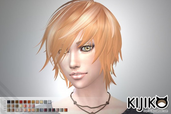 Kijiko: Toyger Kitten TS4 edition (for Female)