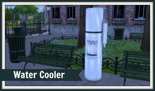Dinha Gamer: Water Cooler