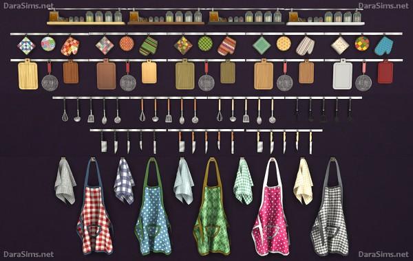 Dara Sims: Kitchen Decor Set