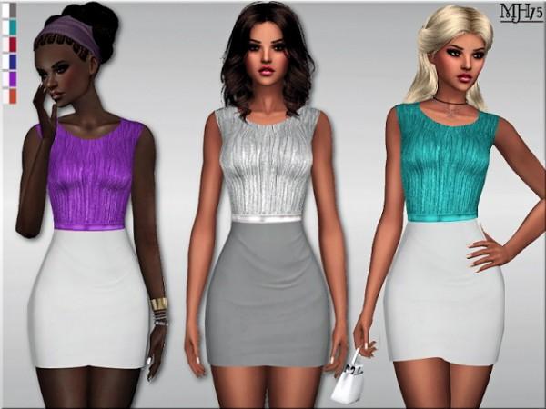 Sims Addictions: Devalera Dress by Margies Sims