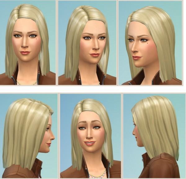 Birkschessimsblog: Margot Hair no Hairclip