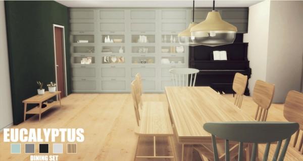 Onyx Sims: Eucalyptus Diningroom ...