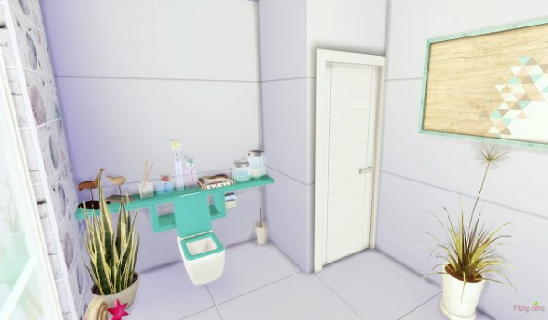 Mony Sims: Relaxing Bathroom