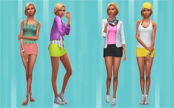 Veranka: Suzy Skirt
