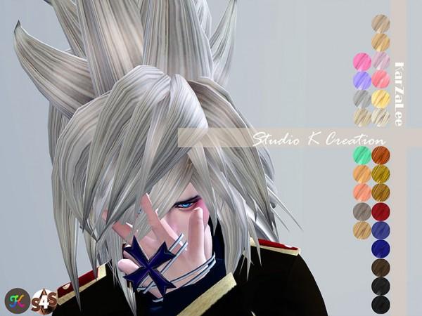 Studio K Creation: Animatehair39 GOKU