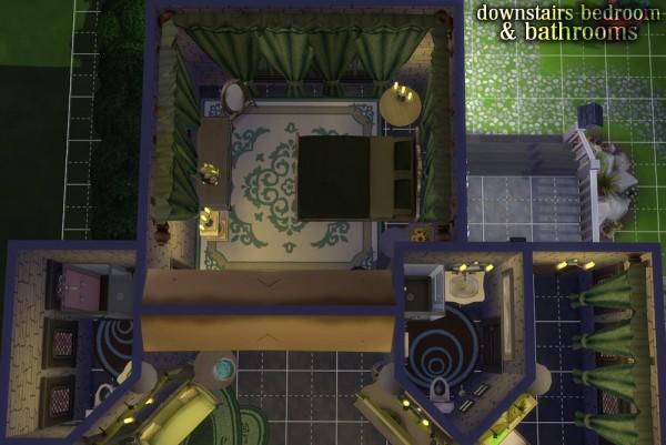 Mod The Sims: Church of Saint Circe (2br, 2bath) (no CC) by Alrunia
