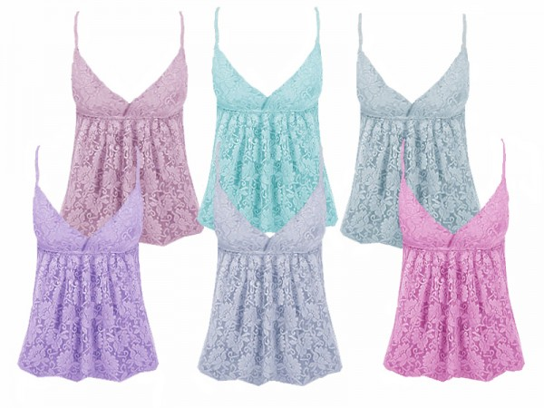 The Sims Resource: Soft Lace Top by Pinkzombiecupcake