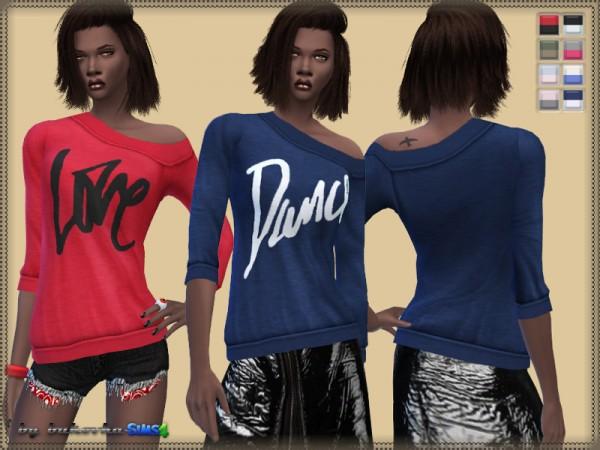The Sims Resource: Svitshot Love and Dance by bukovka