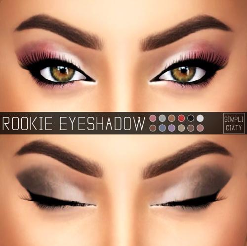 Simpliciaty Rookie Eyeshadow N01 Sims 4 Downloads