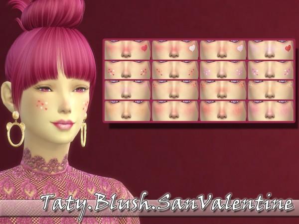 Simsworkshop: Blush San Valentine by Taty