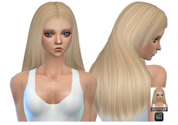 Simista: Lydia Hairstyle Retexture