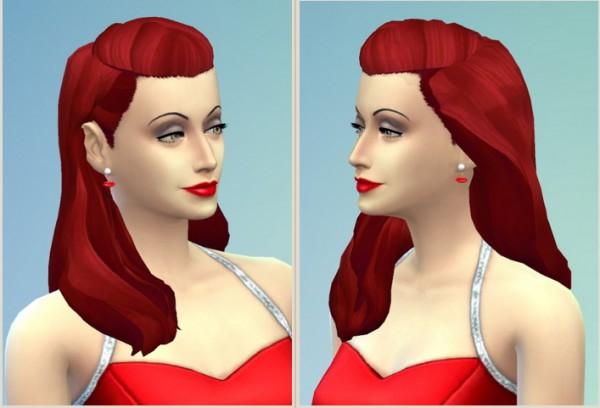 Birkschessimsblog: Old Movie Hairstyle
