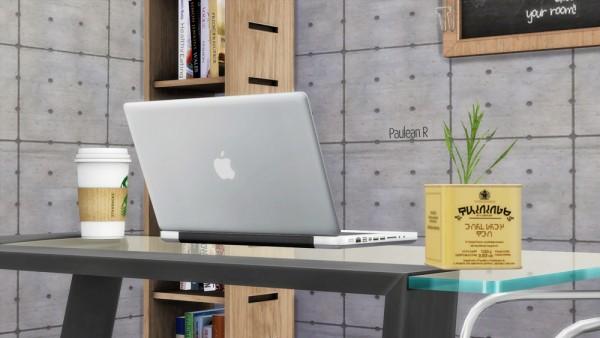 Paluean R Sims: Macbook Pro